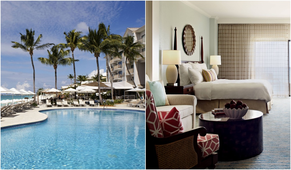 Grand Cayman Marriott Beach Resort, Grand Cayman family resort