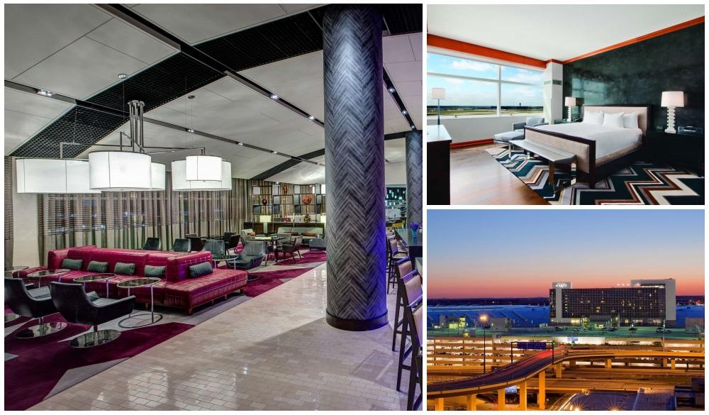 Grand Hyatt DFW Airport – Grapevine, Texas, USA, airport hotel