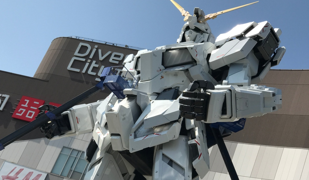 Gundam Café, Things to do in Akihabara