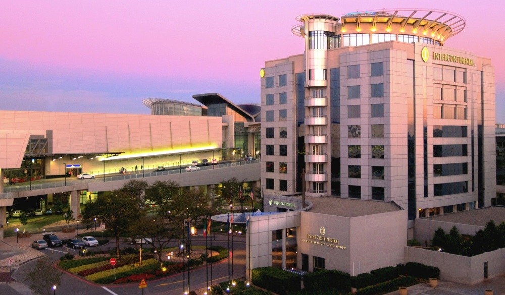 InterContinental Johannesburg OR Tambo Airport Hotel – South Africa