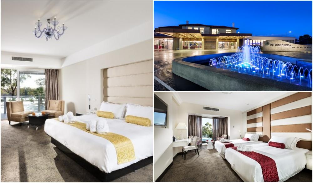 International on the Water Hotel, Visit Perth, Western Australia