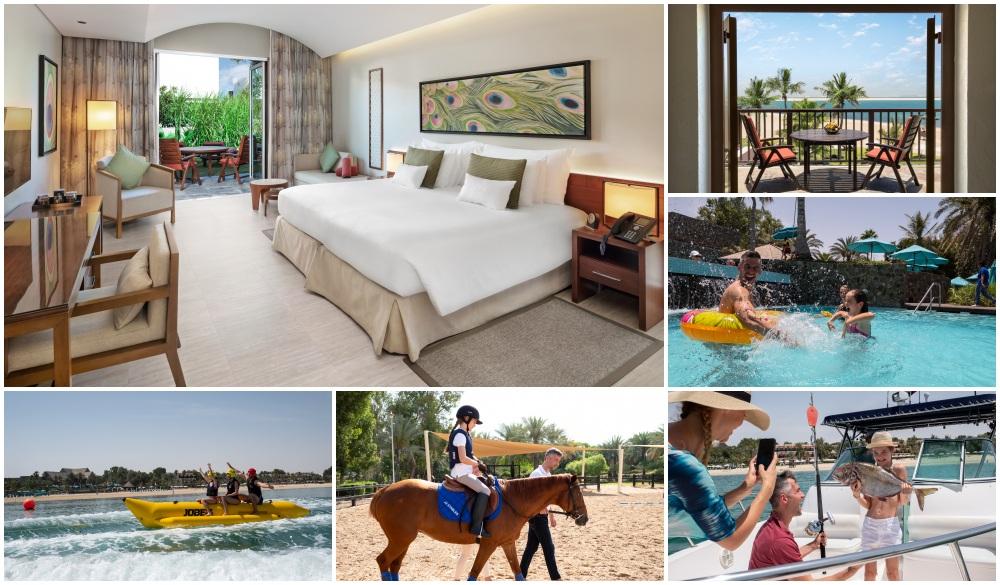 JA Palm Tree Court, family hotel Dubai