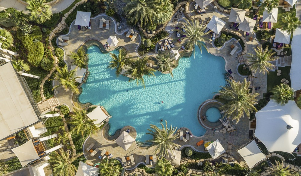 Jumeirah Al Naseem, family hotel in Dubai