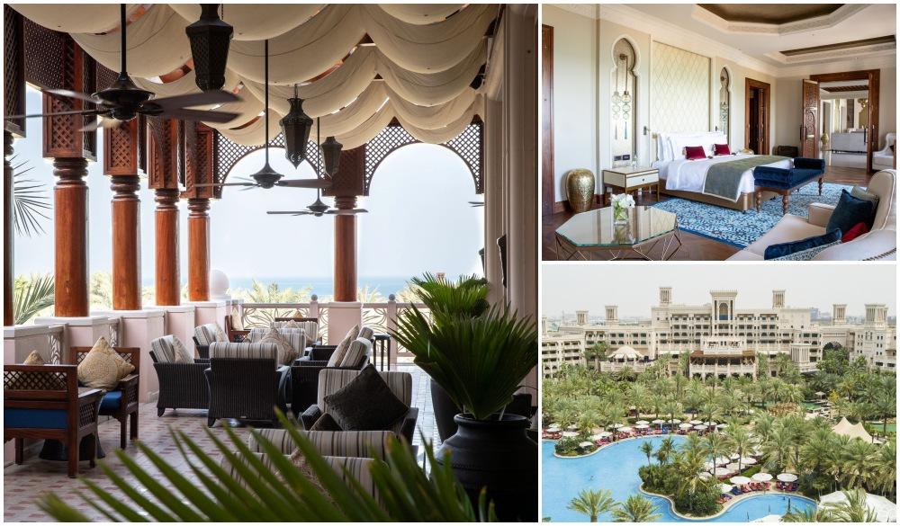Jumeirah Al Qasr at Madinat Jumeirah, family hotel in Dubai