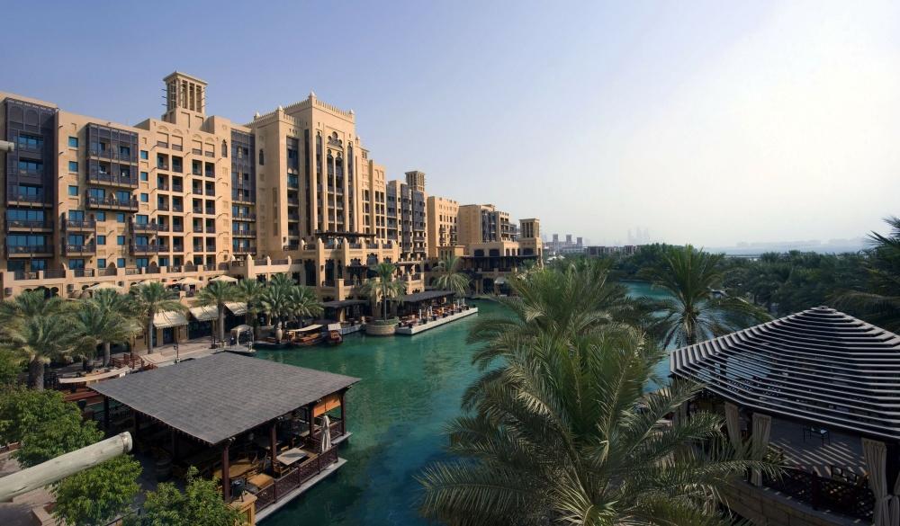 Jumeirah Mina A'Salam, family hotel in Dubai