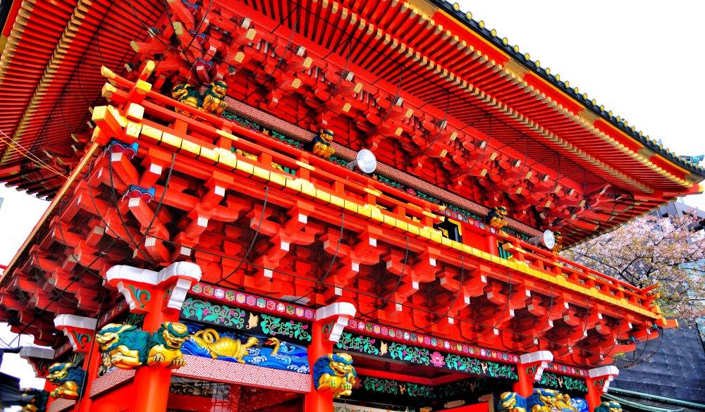 Kanda Myojin Shrine, things to do in Akihabara