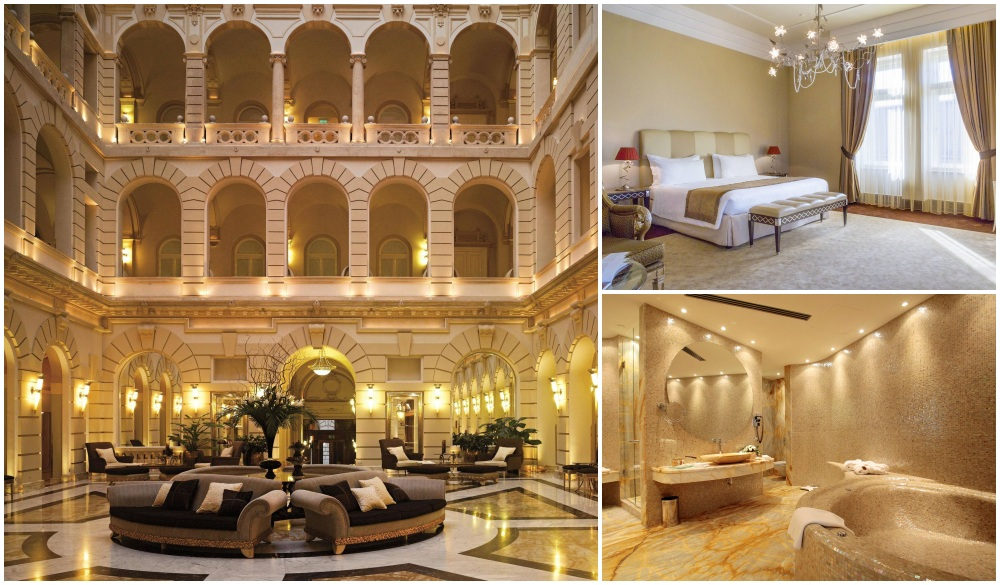 New York Palace The Dedica Anthology Autograph Collection, Budapest spa hotel
