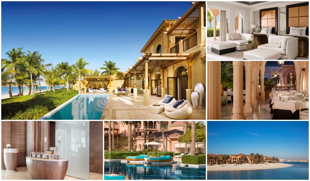 One&Only The Palm Dubai, family hotel ins Dubai