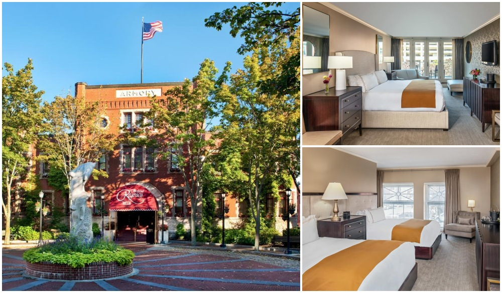Portland Regency Hotel & Spa, affordable romantic getaways