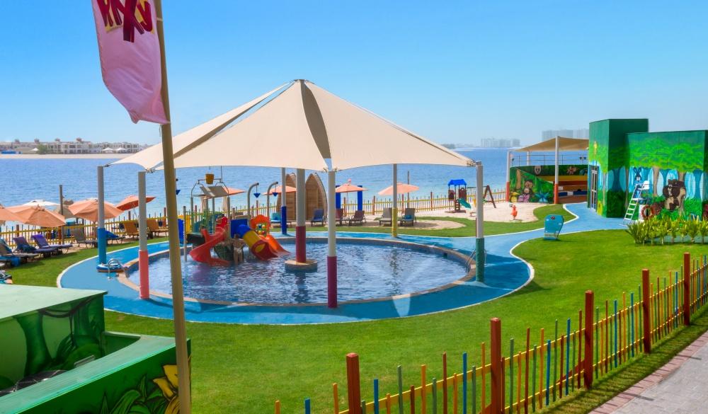 Rixos The Palm Dubai Hotel & Suites, family hotel in Dubai