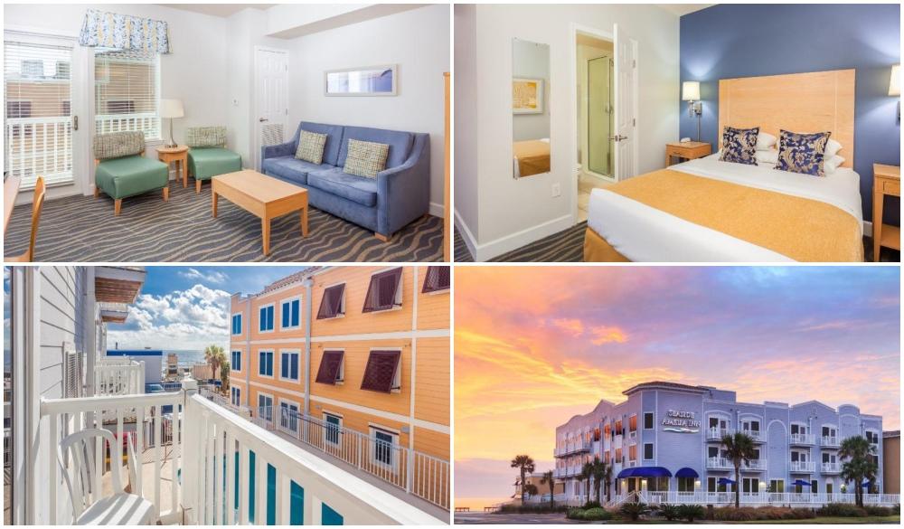 Seaside Amelia Inn, affordable romantic getaways