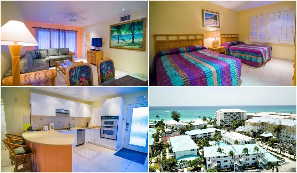 Seven Mile Beach Resort & Club, Grand Cayman Family resort