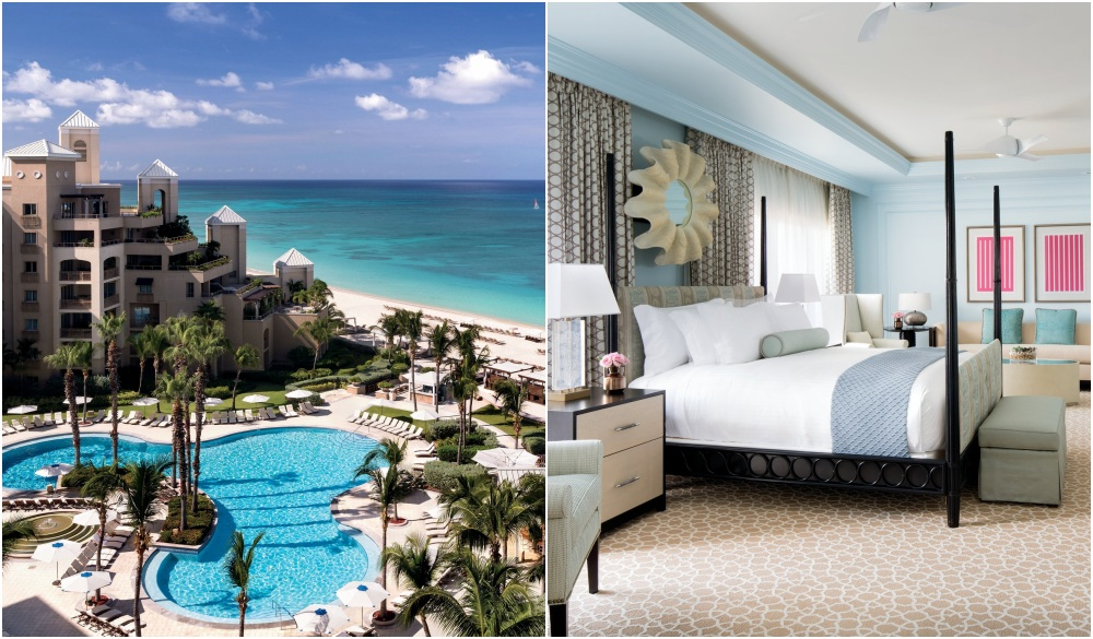 The Ritz-Carlton, Grand Cayman, family resort