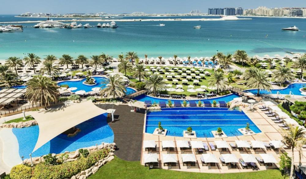 The Westin Dubai Mina Seyahi Beach Resort & Marina, family hotel in Dubai