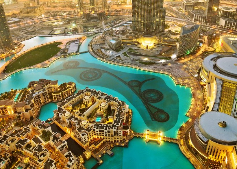 13 Luxury Family Hotels in Dubai & Family Activities