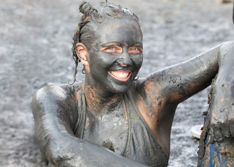 Top Natural Mud Baths and Hotels Around