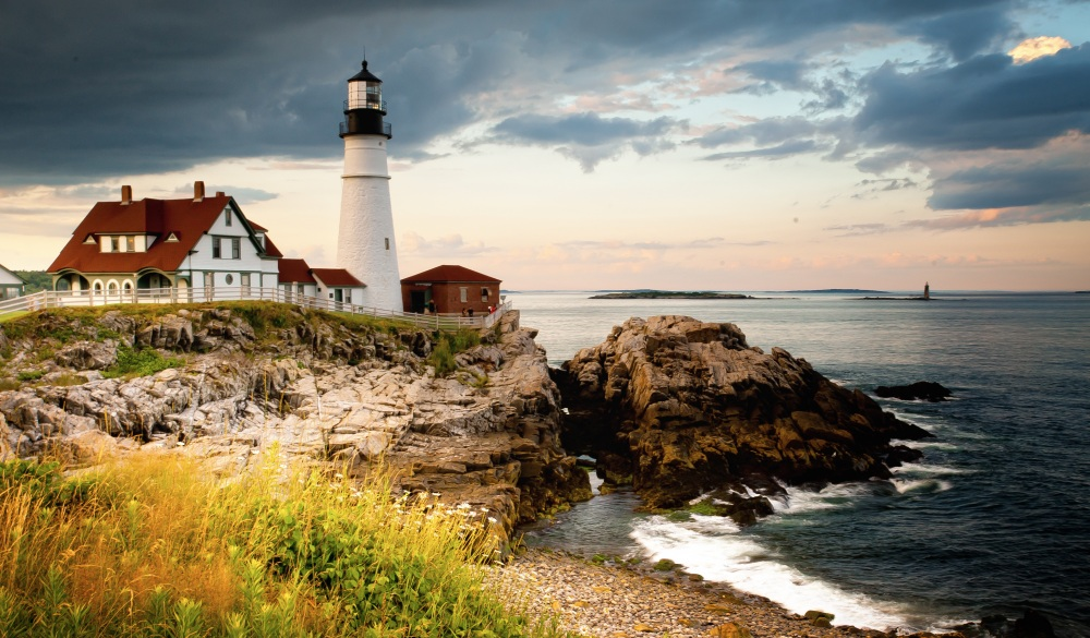 Portland Head Light - Cape Elizabeth, affordable romantic getaways
