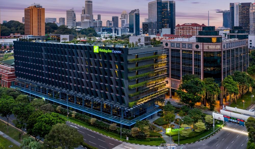 Holiday Inn Express Singapore Clarke Quay, best budget hotel