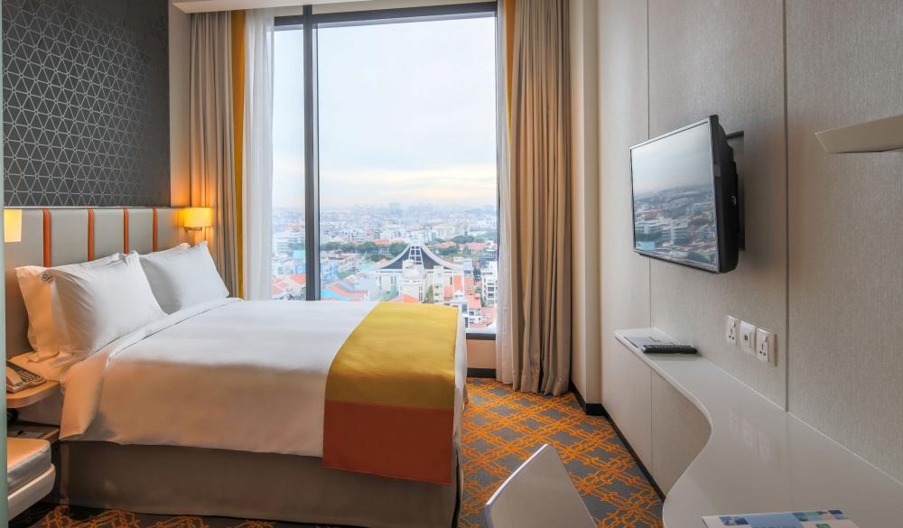 Holiday Inn Express Singapore Katong, best budget hotel