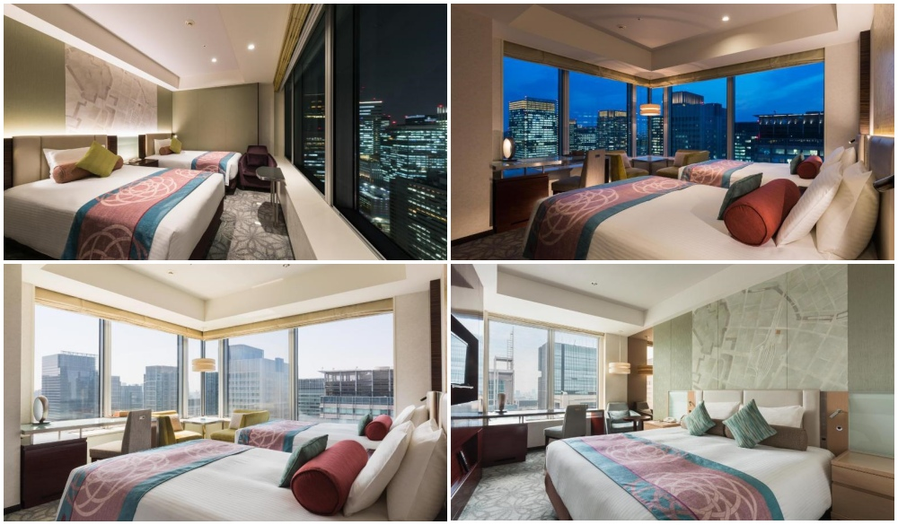 Hotel Metropolitan Tokyo Marunouchi, Tokyo hotels with a view