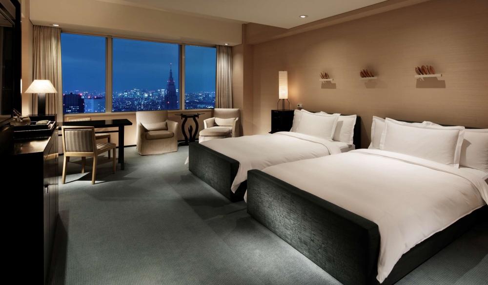 Park Hyatt Tokyo, Tokyo hotel with a view