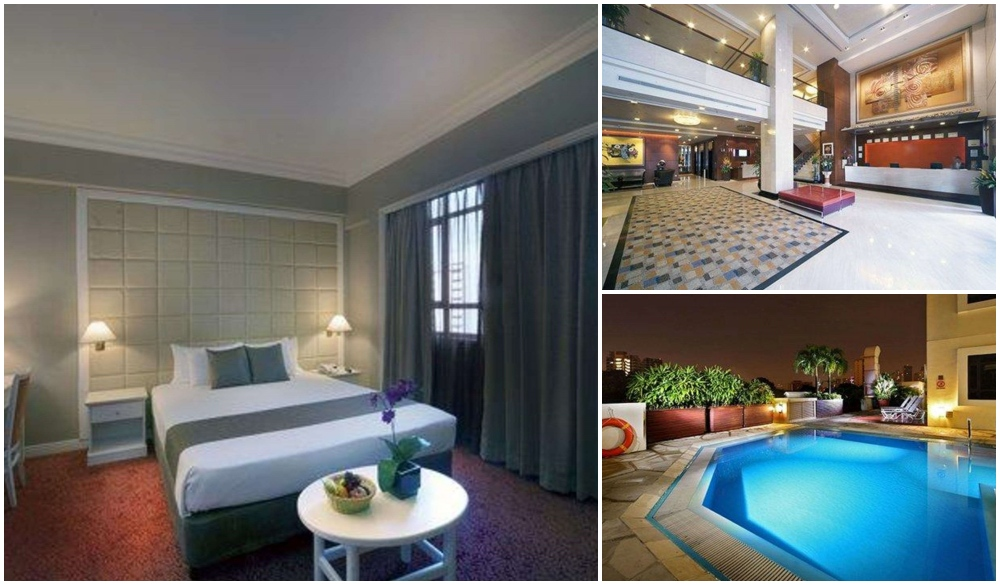 Quality Hotel Marlow, budget hotels in Singapore