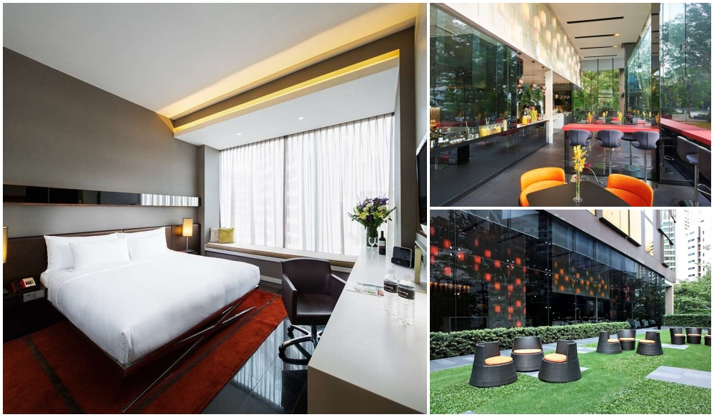 Quincy Hotel by Far East Hospitality, budget hotels in Singapore