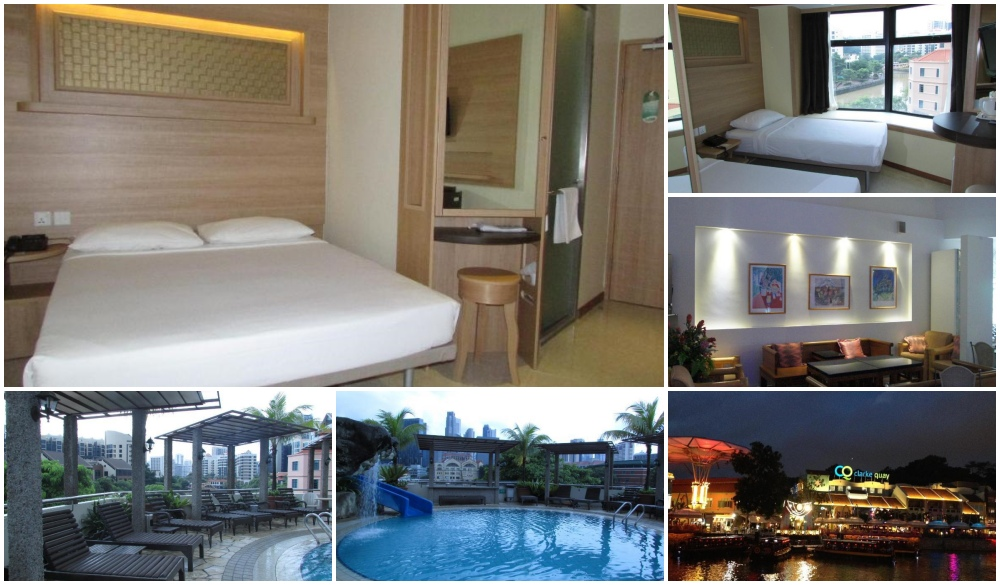 Robertson Quay Hotel, budget hotels in singapore