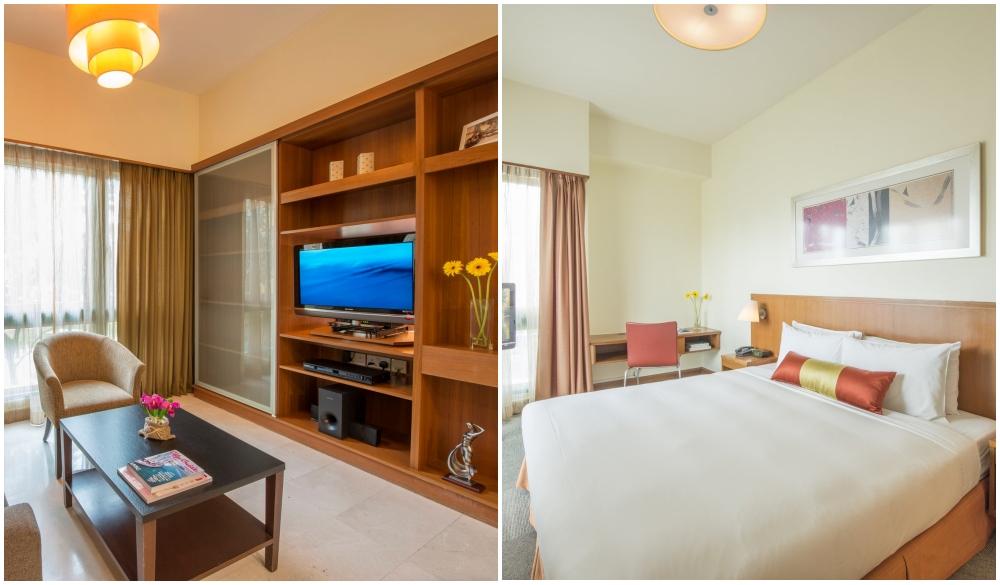 Somerset Bencoolen Singapore, best budget hotel