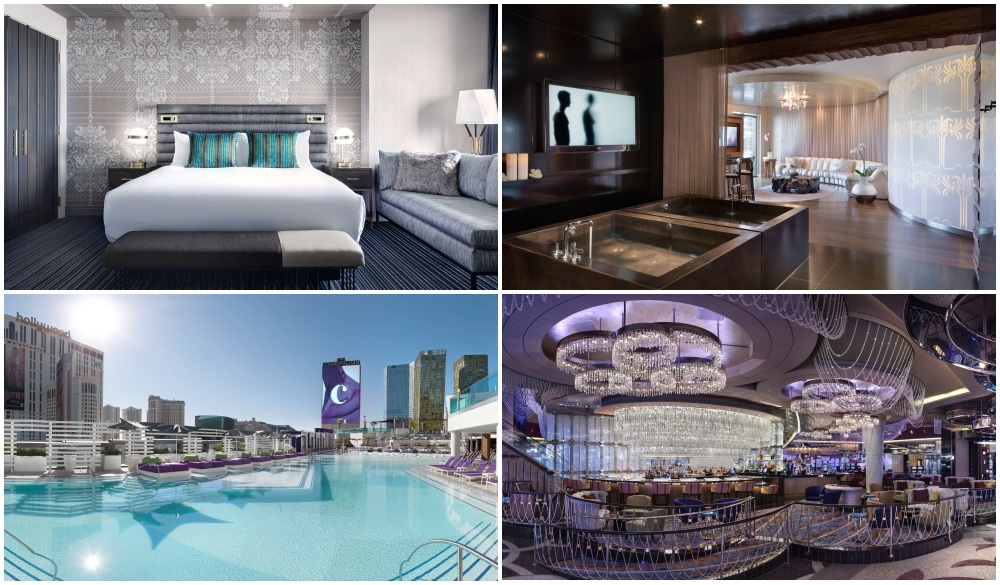 The Cosmopolitan Of Las Vegas, popular hotels in Las Vegas