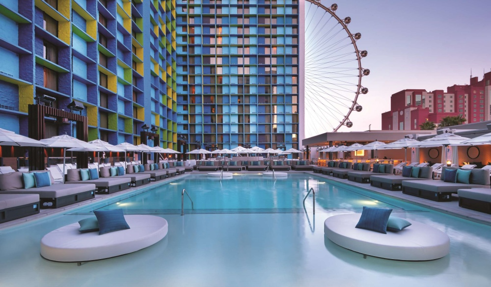 The LINQ Hotel And Casino, popular hotels in Las Vegas