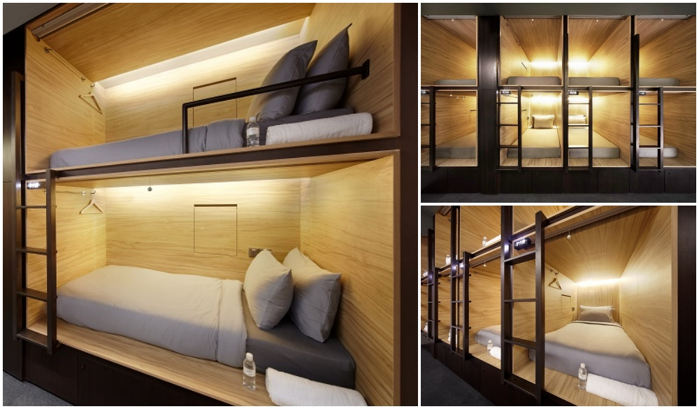 The Pod Boutique Capsule Hotel, budget hotel in Singapore