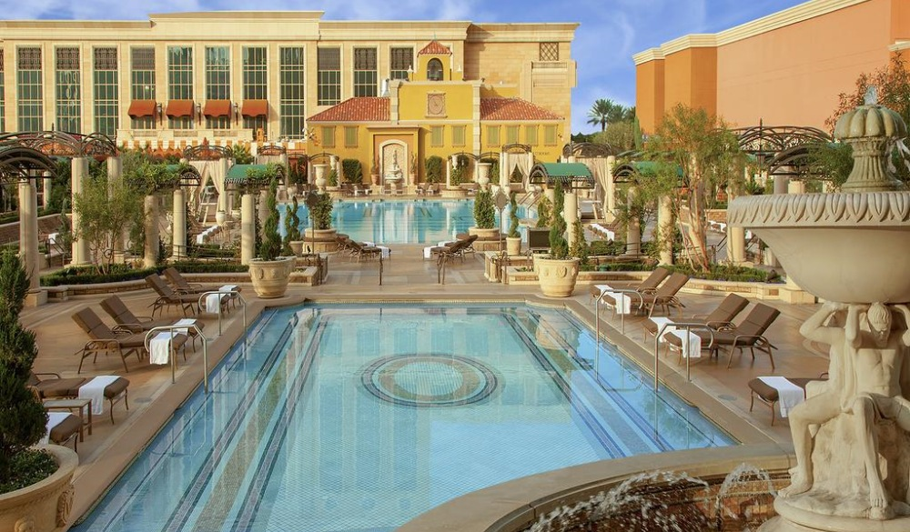 The Venetian Resort Hotel Casino, popular hotels in Las Vegas