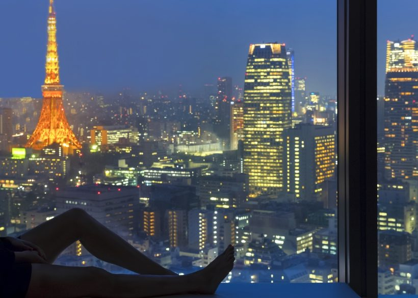16 Tokyo Hotels With a View That Really Raise The Bar