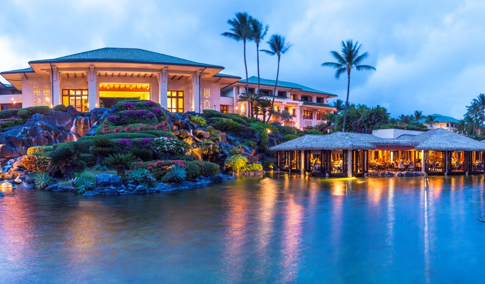 Grand Hyatt Kauai Resort & Spa