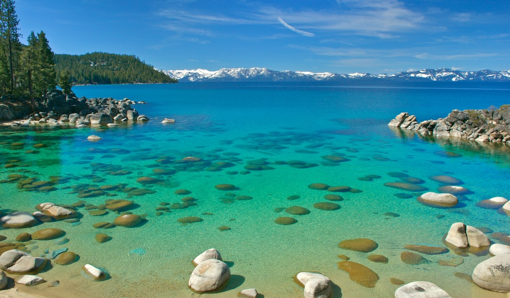 Lake Tahoe East Shore, underrated U.S destinations