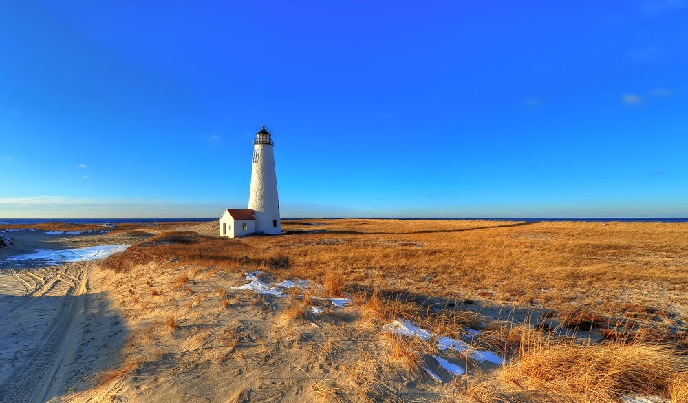 Great Point Lighthouse, Nantucket, underrated U.S. destinations
