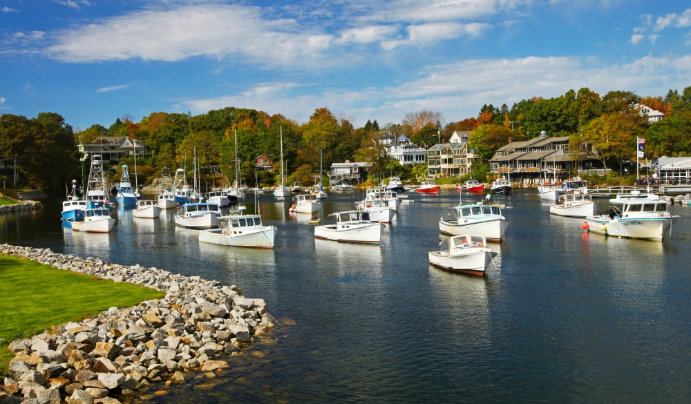Perkins Cove, small-town LGBT U.S. destinations