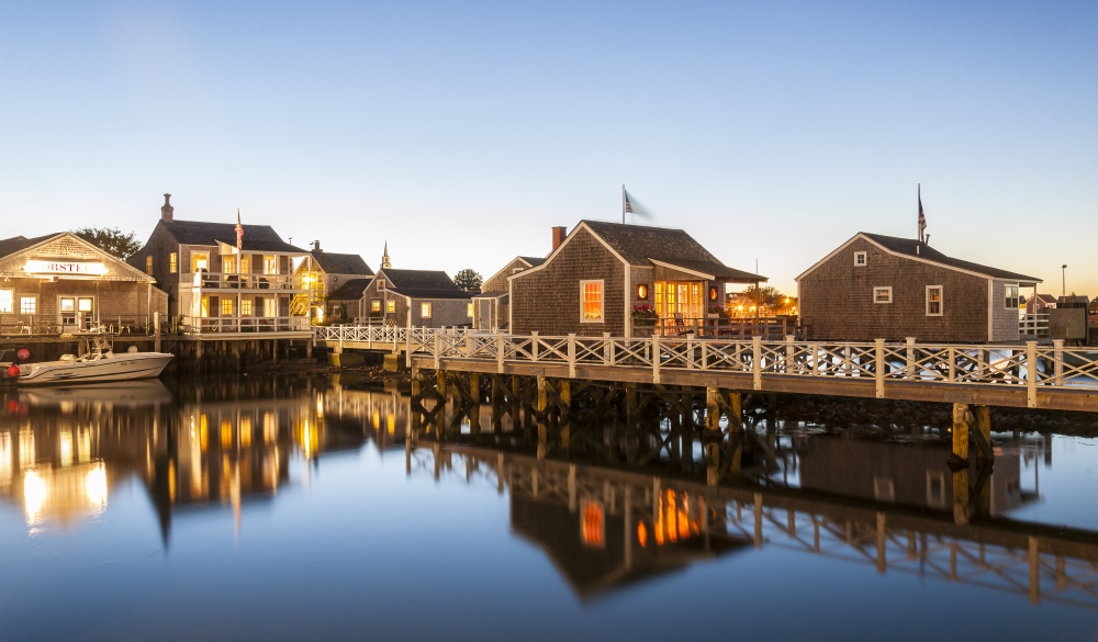 Straight Wharf, Nantucket, underrated U.S. destinations