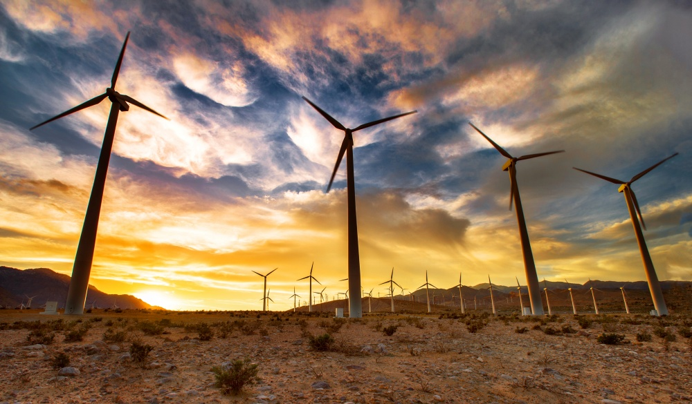 windmills, turbines, palm springs, underrated U.S. destinations