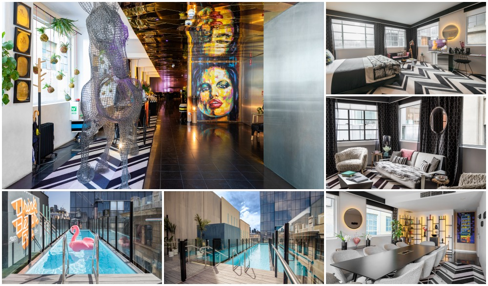 Adelphi Hotel Melbourne, stay in Melbourne