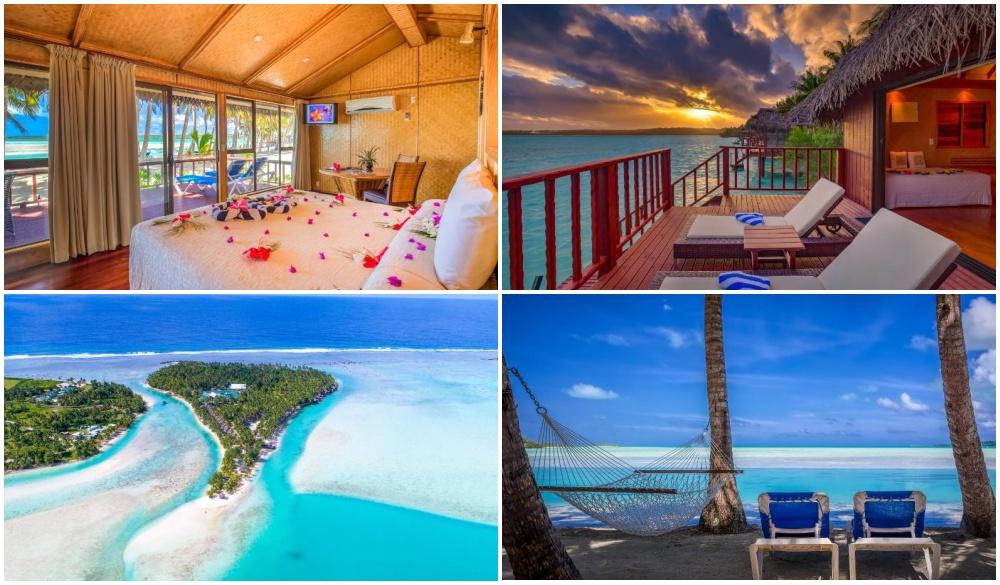 Aitutaki Lagoon Resort and Spa, Cook Islands, overwater resort