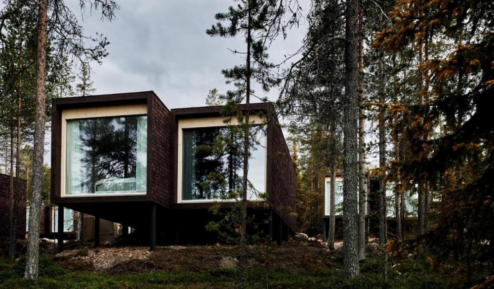 Arctic TreeHouse Hotel, Finland, unique hotel