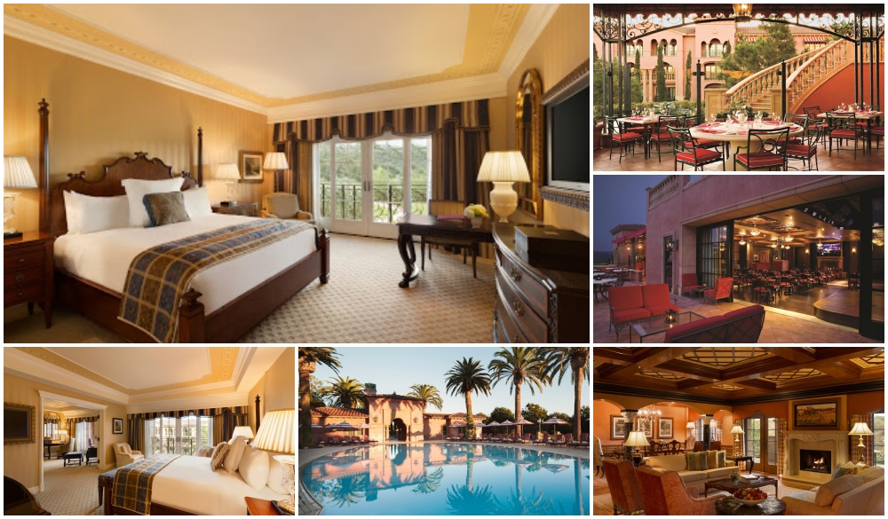 Fairmont Grand Del Mar, San Diego, family hotel