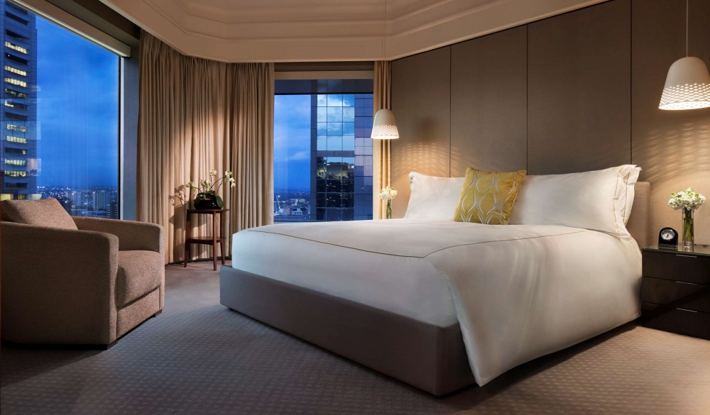 Grand Hyatt Melbourne, hotel in Melbourne CBD
