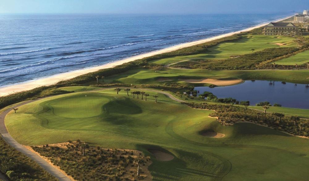 Hammock Beach Resort, Florida, golf resort