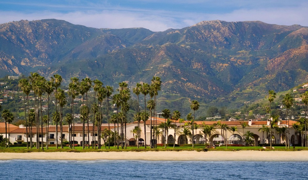 Hilton Santa Barbara Beachfront Resort, Santa Barbara, family hotel