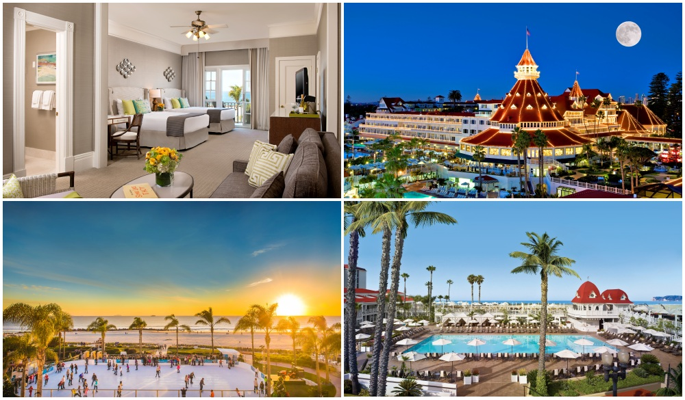 Hotel del Coronado Curio Collection by Hilton, Coronado, hotel for families