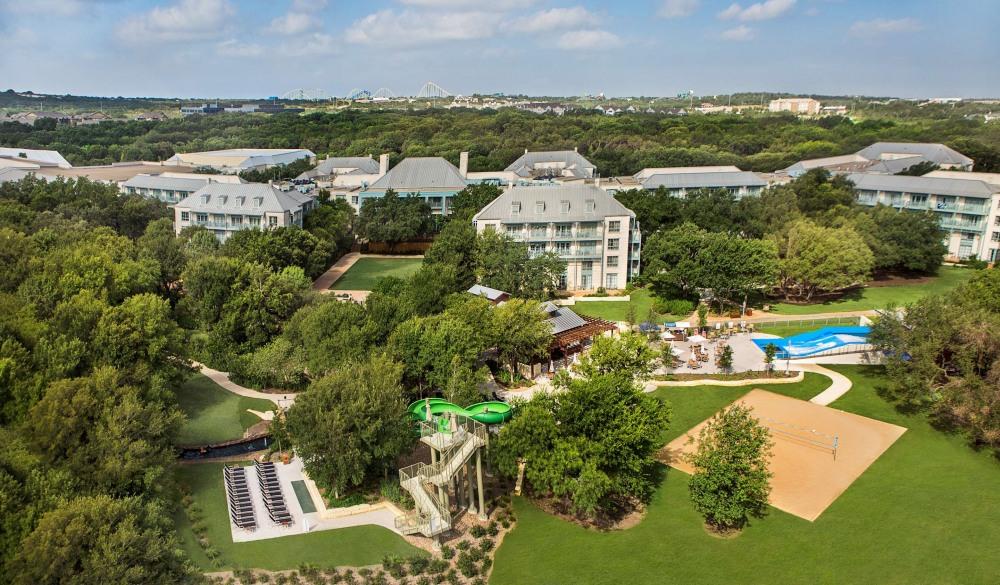 Hyatt Regency Hill Country, Texas, US luxury golf resort