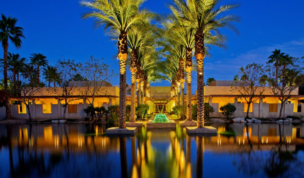 Hyatt Regency Indian Wells, California, US luxury golf resort